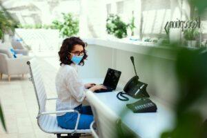 Plants increase employee productivity