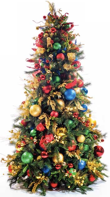Northern Seasons Tree