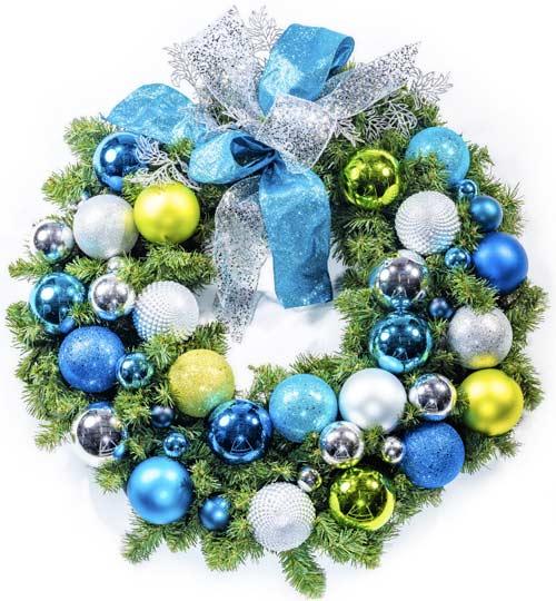 Wreath Winter Season