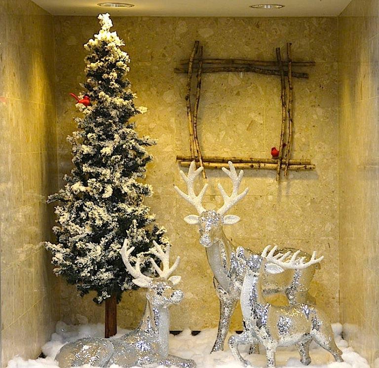 Christmas Theme Decorating