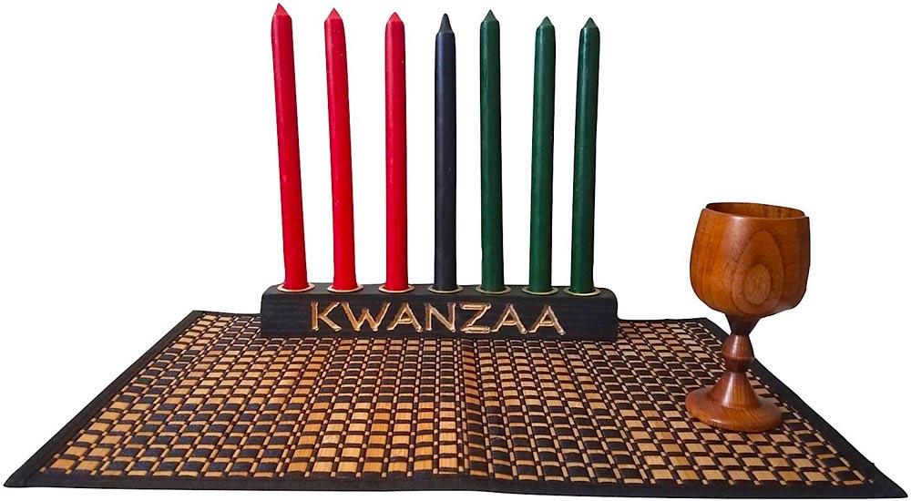 Kwanza decorations